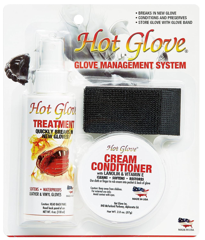 Hot Glove Break-in Kit Glove Care Management System