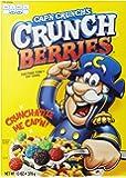 Quaker Captain Crunch Cereal, Crunchberries, 13 oz