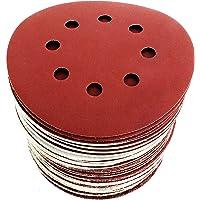 S&R Discos de Lija 125 mm con Velcro