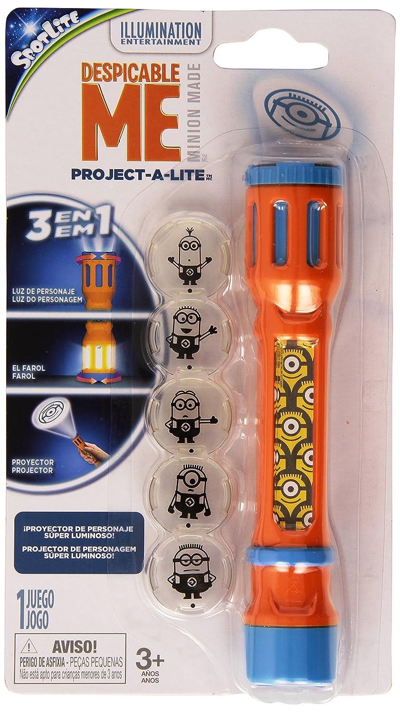 Minions - Proyector Linterna (Toy Partner 40309): Amazon.es ...