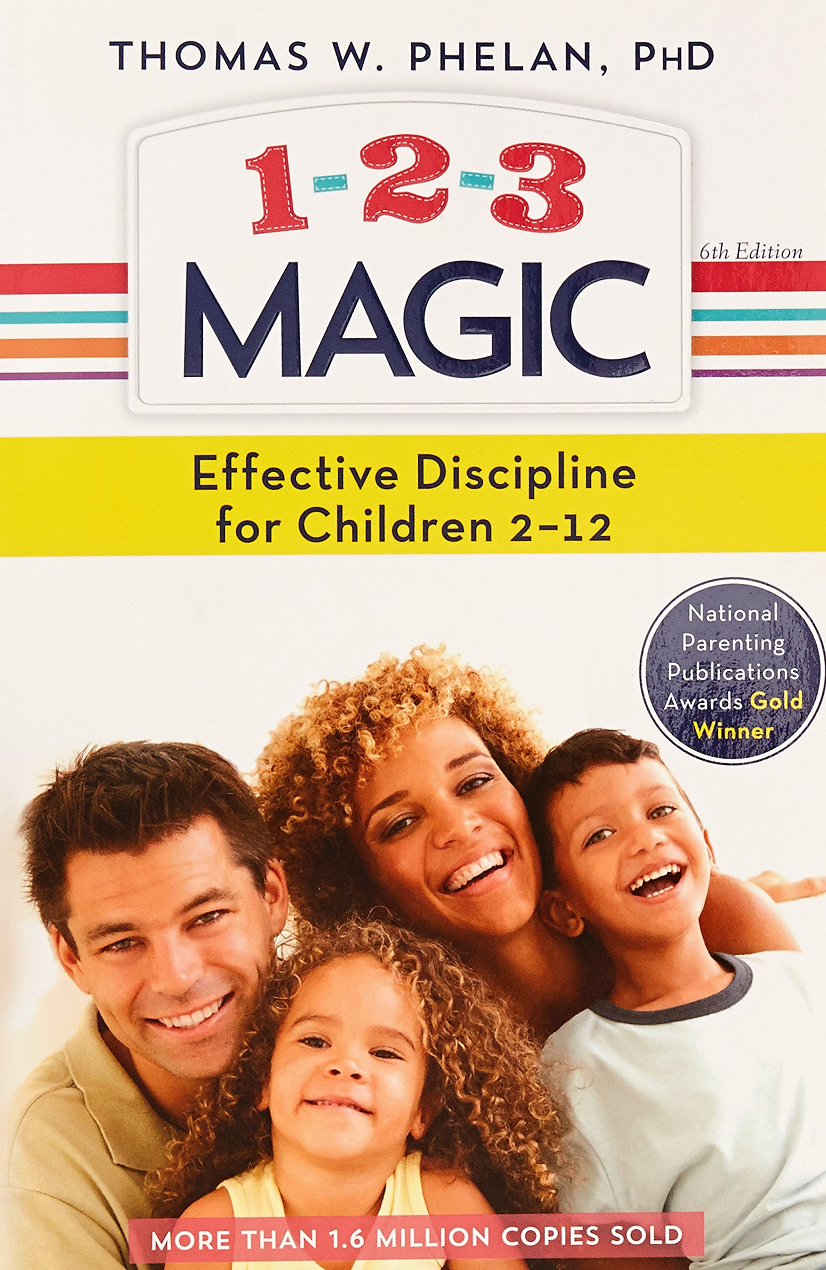 1 2 3 Magic Discipline Effective Parenting product image