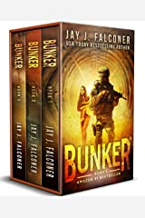 Bunker: Boxed Set (Books 1, 2, and 3) (Post-Apocalyptic Survival Thriller) Kindle Edition