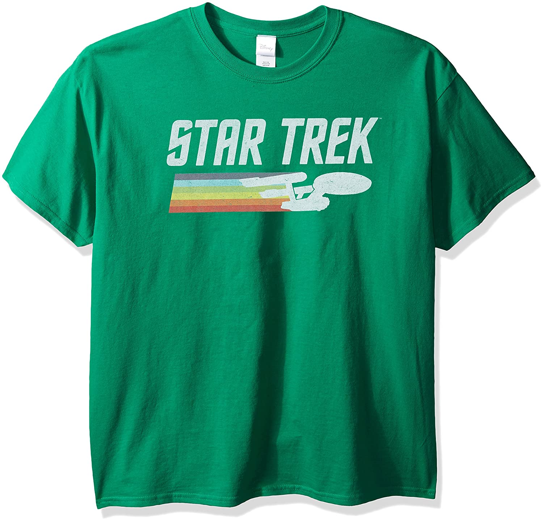 Mens star trek vintage logo t shirt amazon clothing mens star trek vintage logo t shirt amazon clothing accessories buycottarizona