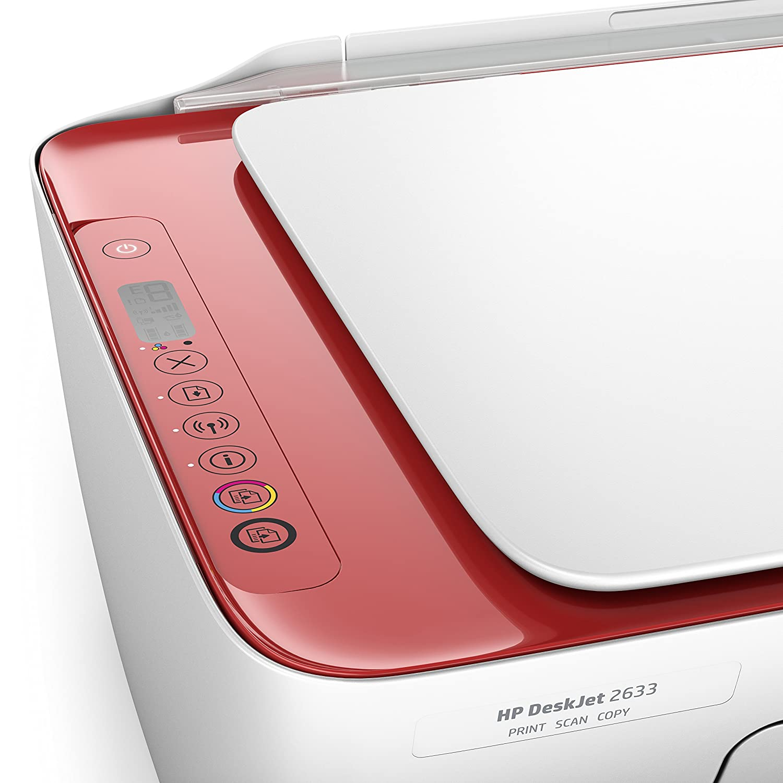 HP DESKJET 2633 - RED: Amazon.es: Electrónica