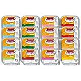 Animonda Integra Protect Nieren 9 Sorten Mix Diät Katzenfutter, Nassfutter bei chronischer Niereninsuffizienz (16 x 100 g)