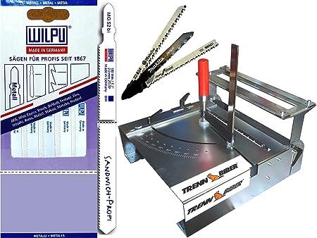 Sierra ingletadora 012lh jigsaws mesa 92 mm Altura de corte con ...