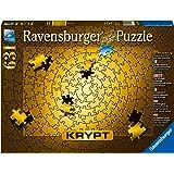 Ravensburger 151523 Krypt Puzzel Gold - Legpuzzel - 631 Stukjes