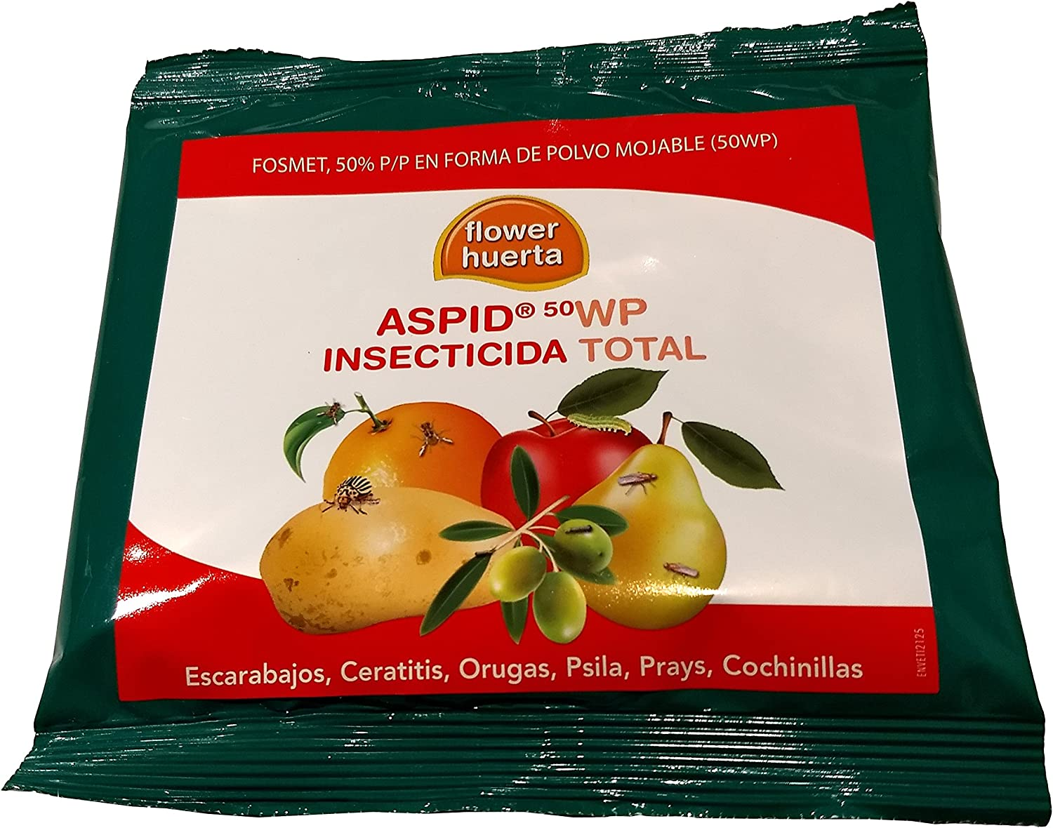 FLOWER HUERTA Insecticida Total ASPID 50 WP :: 35GR