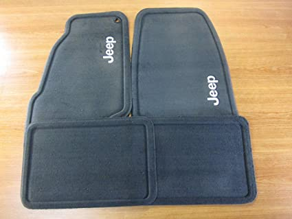 Image Unavailable. Image not available for. Color: Jeep Grand Cherokee 99-04 Dark Slate Carpet Floor Mats