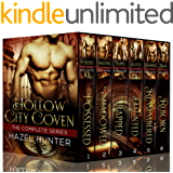 Hollow City Coven - The Complete Series Box Set: An MMF Paranormal Romance Series