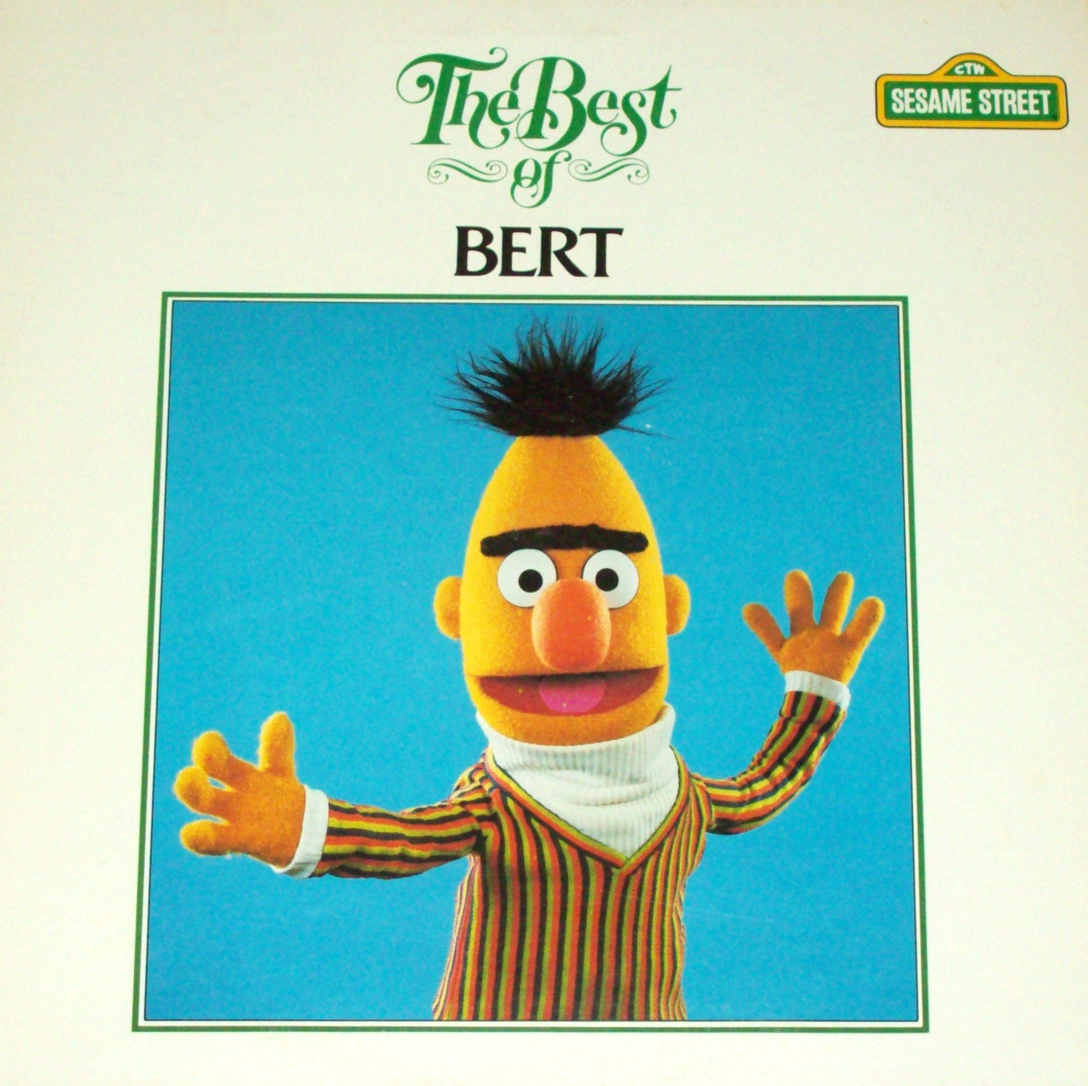 Bert & ErnieSesame StreetJim HensonFrank Oz