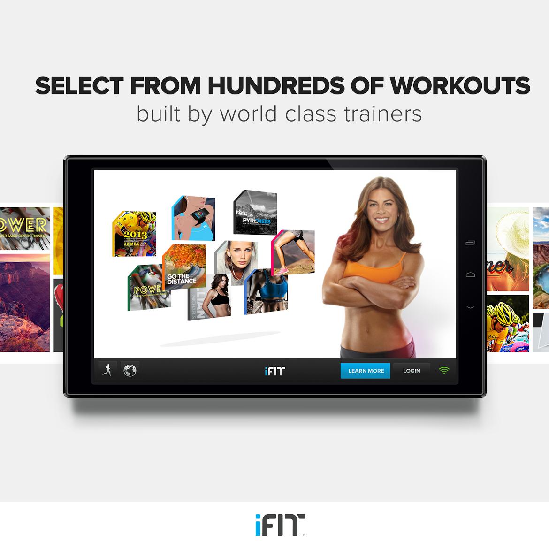 iFIT 2 Year Premium Membership [Online Code]