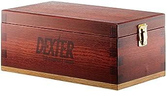 Dexter - Die komplette Serie in Bloodslide Box Alemania Blu-ray ...