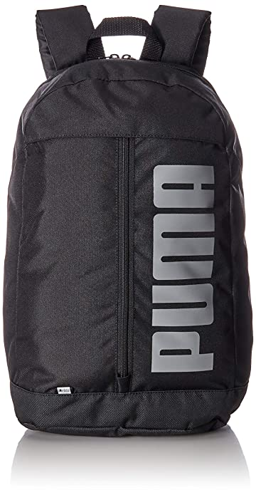8251a0c71d Puma 31.372 Ltrs Black School Backpack (7510301)  Amazon.in  Bags ...
