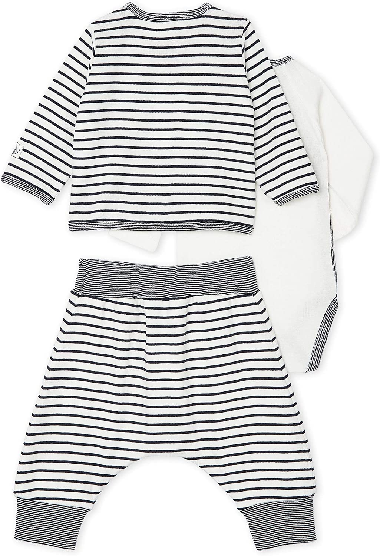 Petit Bateau Unisex Baby Zweiteiliger Schlafanzug