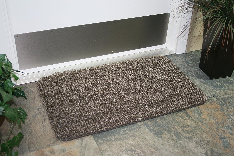 Amazon.com : GrassWorx Clean Machine High Traffic Doormat, 18