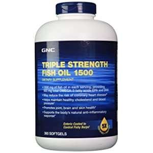 GNC Triple Strength