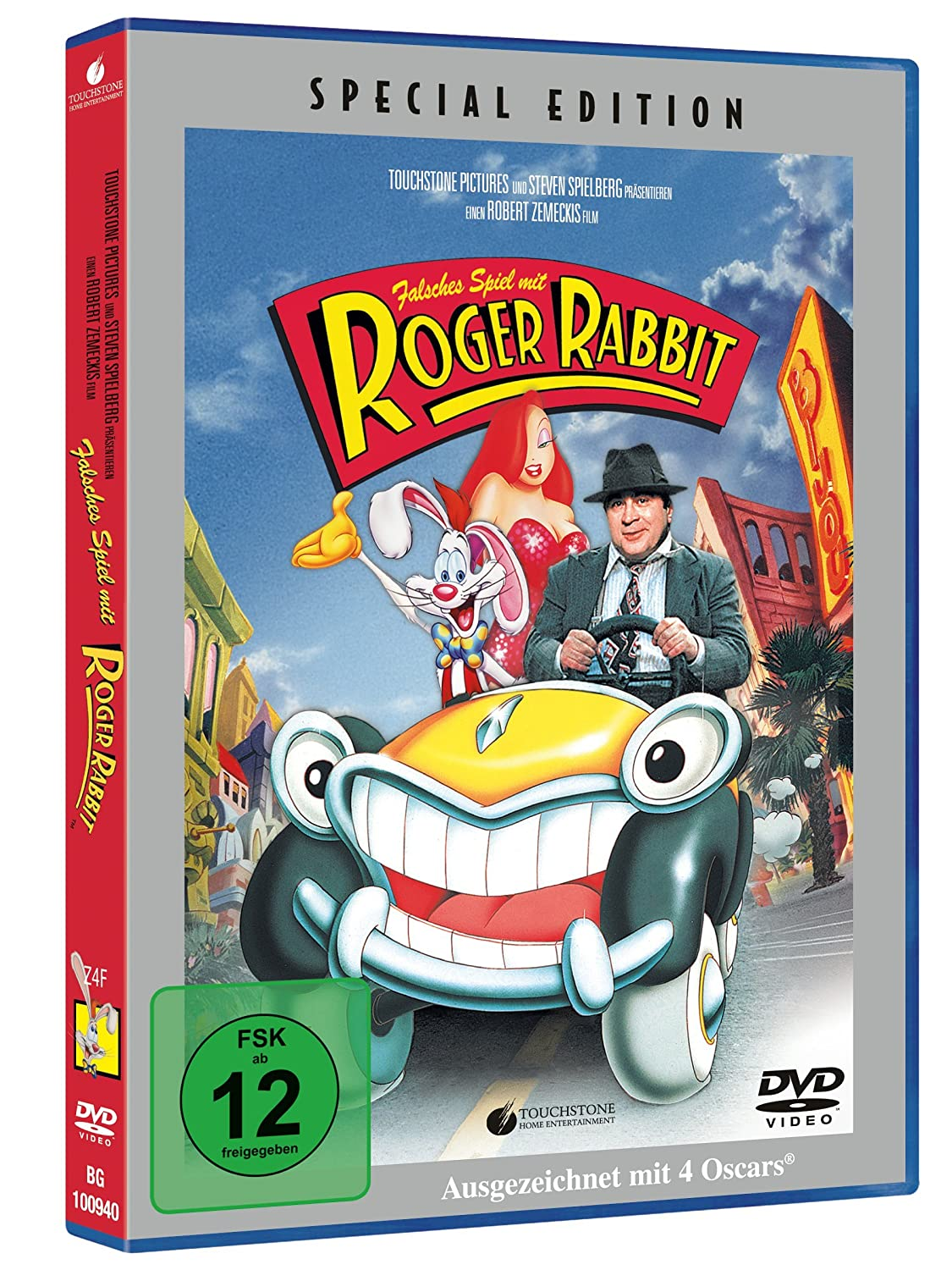 Falsches Spiel mit Roger Rabbit [Special Edition]: Amazon.de: Bob ...