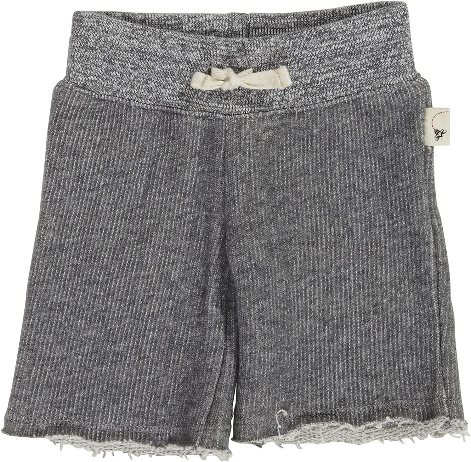 Baby - Gray 0-3 Months Burts Bees Baby Baby Girls Loose Terry Yoga Pants