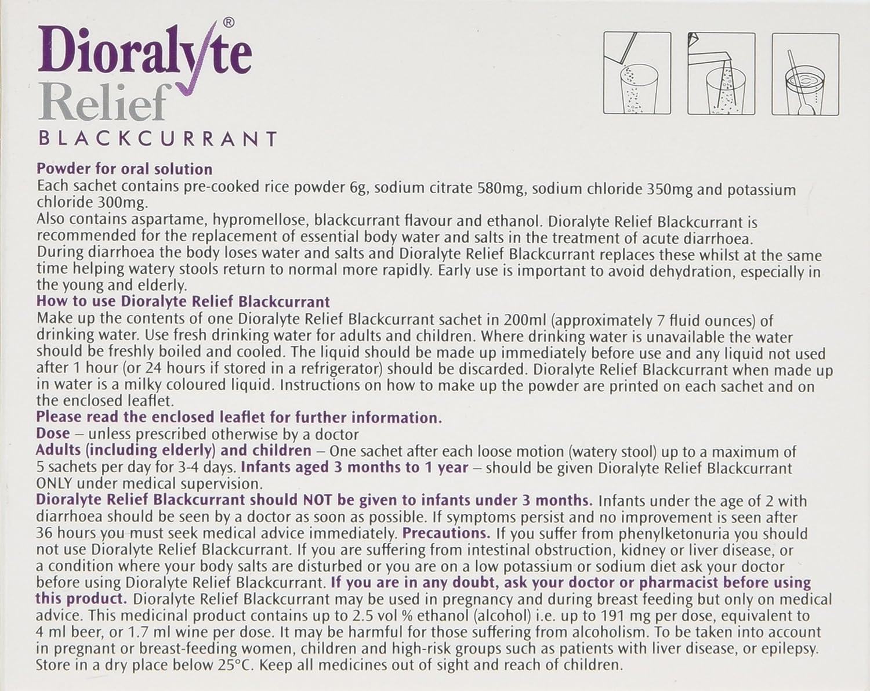 Dioralyte инструкция