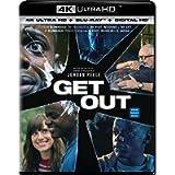Get Out [4K Ultra HD + Blu-ray + Digital] (Sous-titres français)