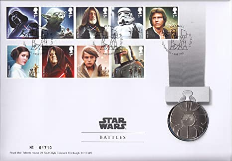 Royal Mail Fdc Speed Professional Design no Address