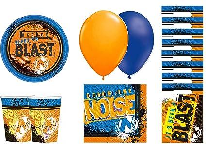 Aucun Kit de Cumpleaños Infantil 8 Personas: Amazon.es ...
