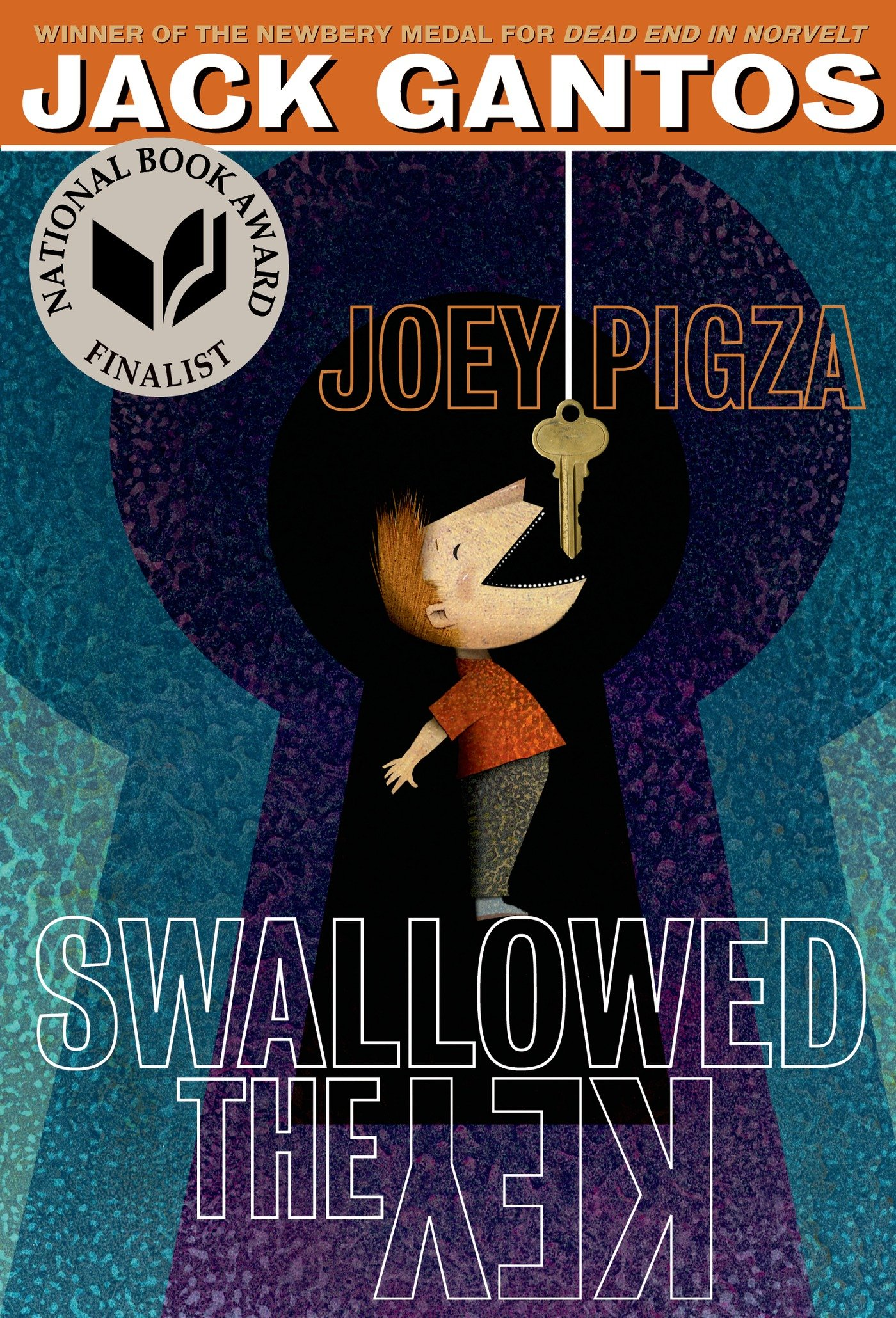Joey Pigza Swallowed the Key pdf