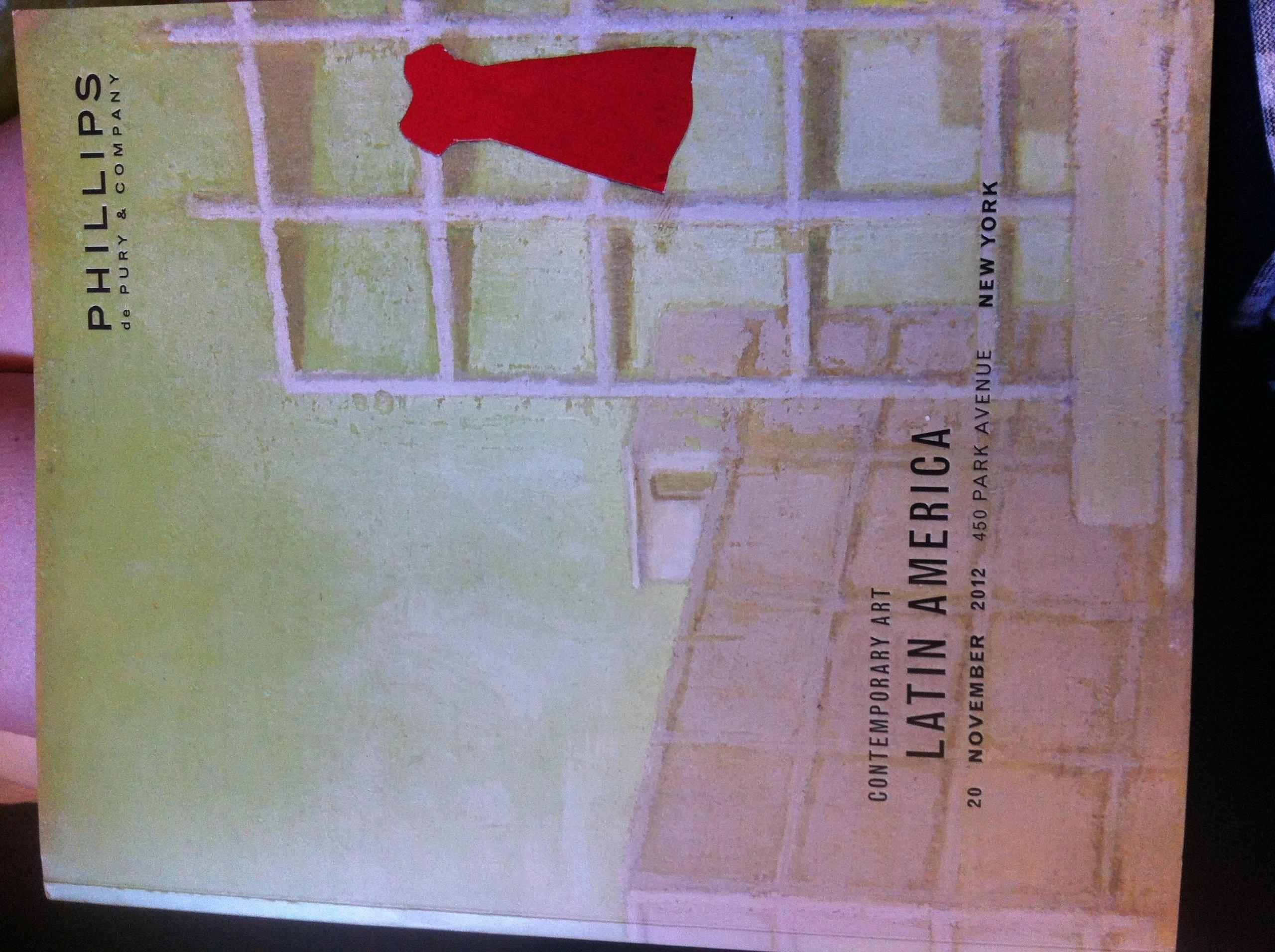 Contemporary Art: Latin America, 20 November 2012, New York pdf epub