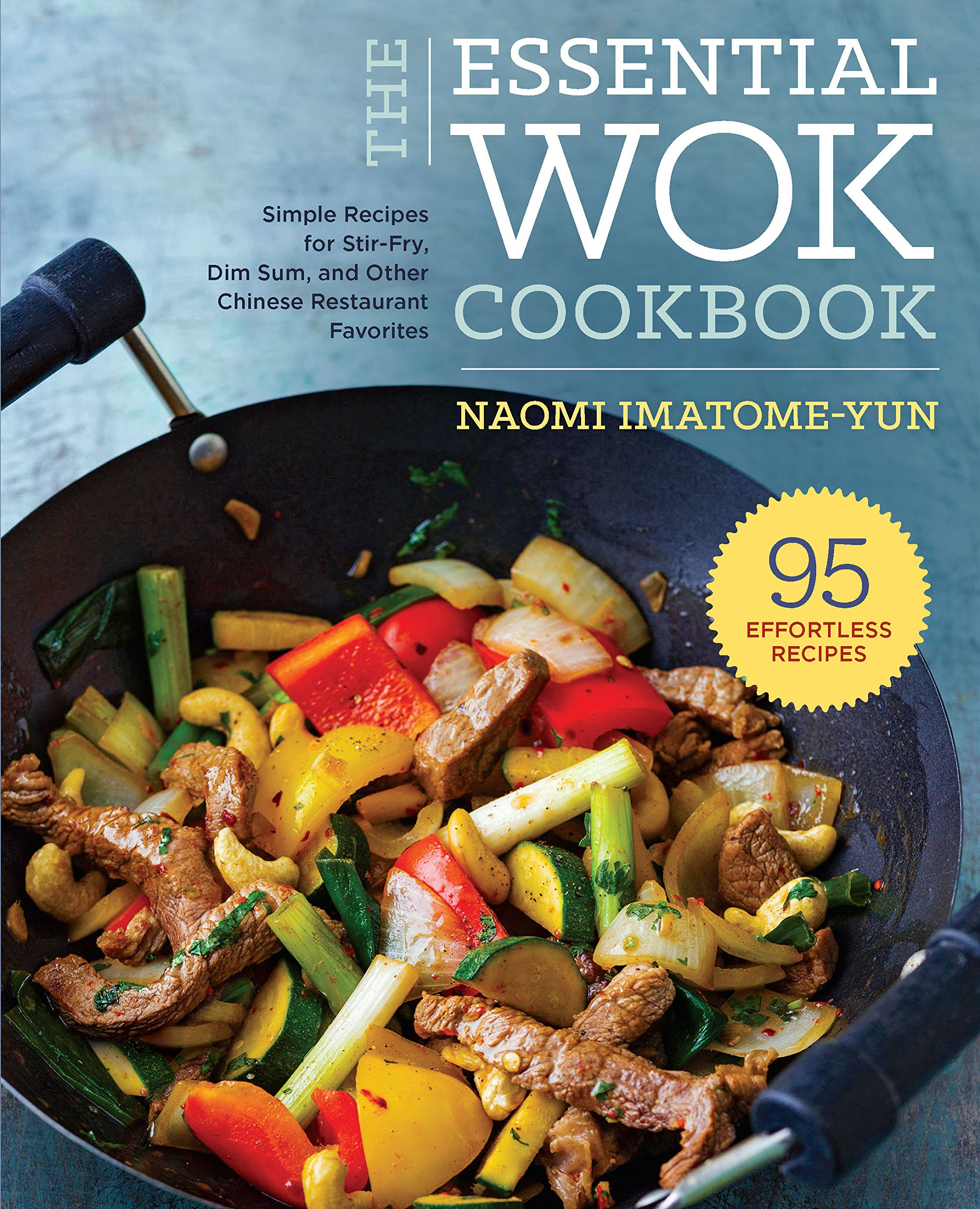 Essential Wok Cookbook Restaurant Favorites product image