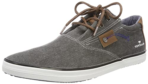info for 31814 ec39a Tom Tailor 4881507, Scarpe da Barca Uomo: Amazon.it: Scarpe ...