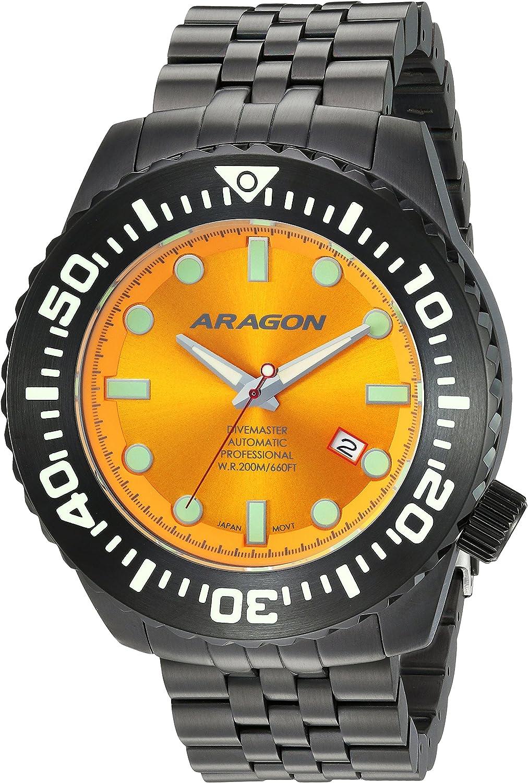 ARAGON A253ORG Divemaster EVO 50mm Automatic