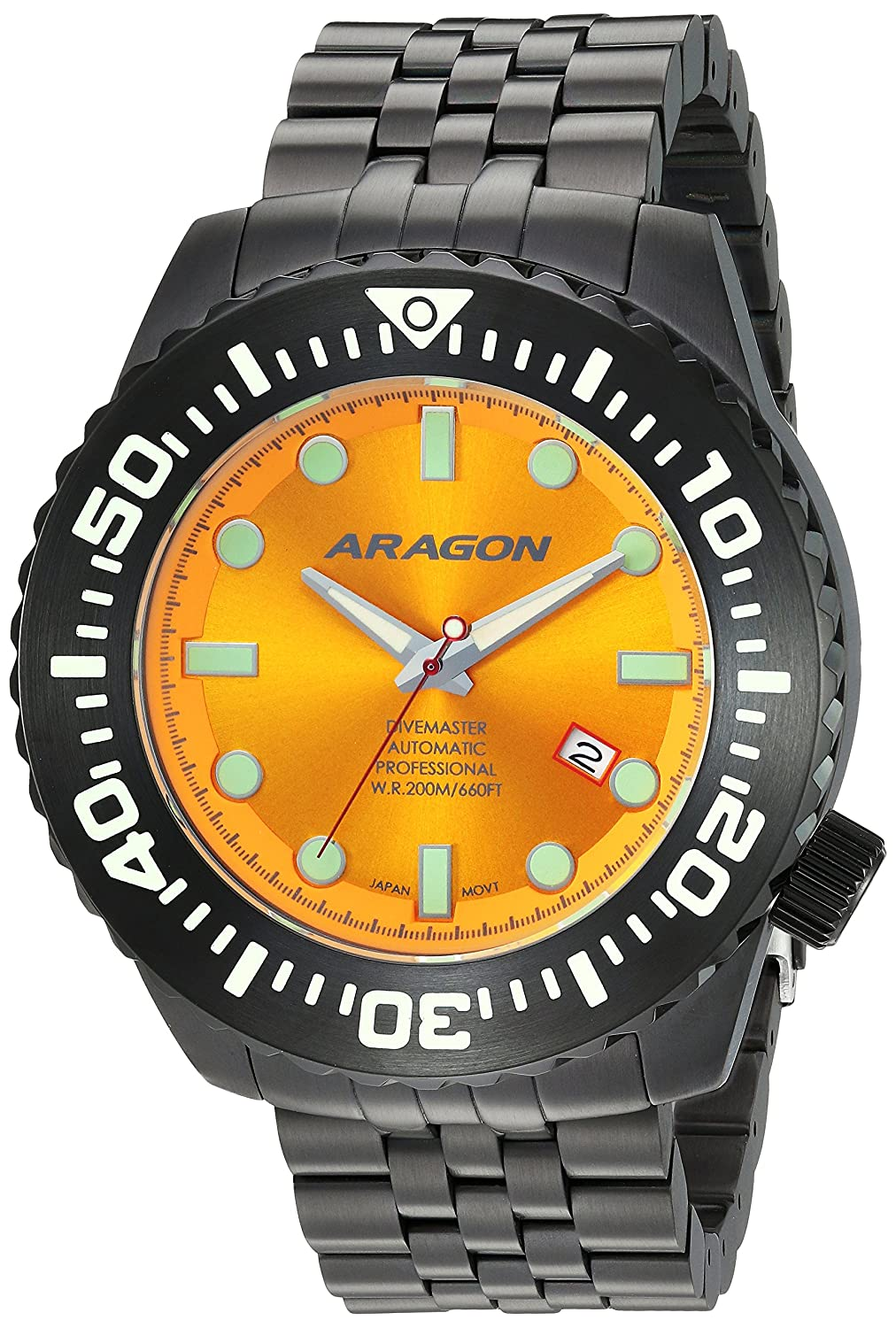 Image of ARAGON A253ORG Divemaster EVO 50mm Automatic