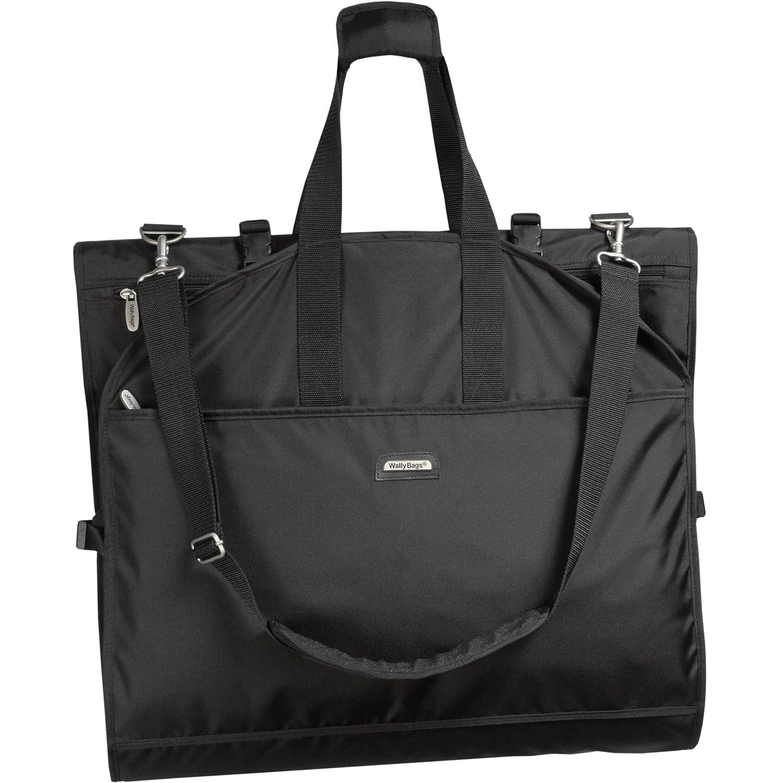 WallyBags 66 Inch Tri-Fold Destination Bag, Black, One Size 410