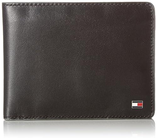 Tommy Hilfiger Mens Contrast Edge Cc AND Coin Pocket Purse ( /Asphalt) Buy Cheap 2018 Cheap Sale Sneakernews DjzqD76rA2