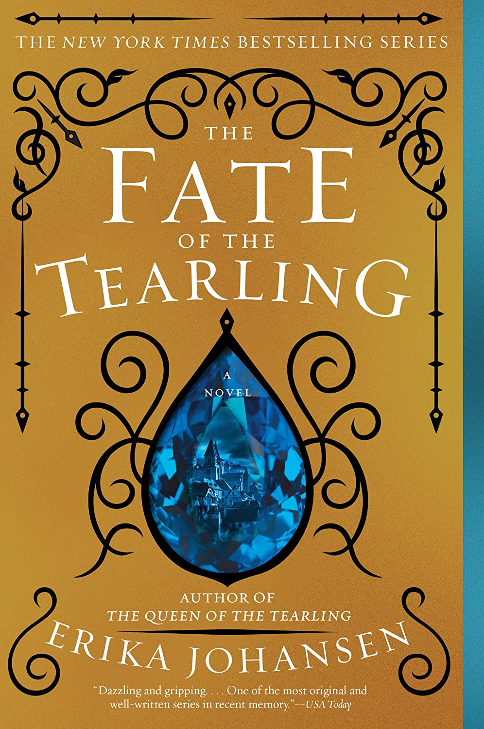 The Fate of the Tearling: A Novel (The Queen of the Tearling Book ...