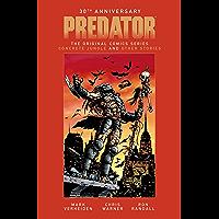Predator: The Original Comics Series - Concrete Jungle and Other Stories book cover
