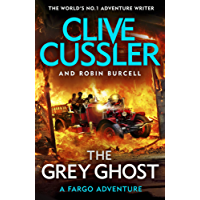 The Grey Ghost: Fargo Adventures #10