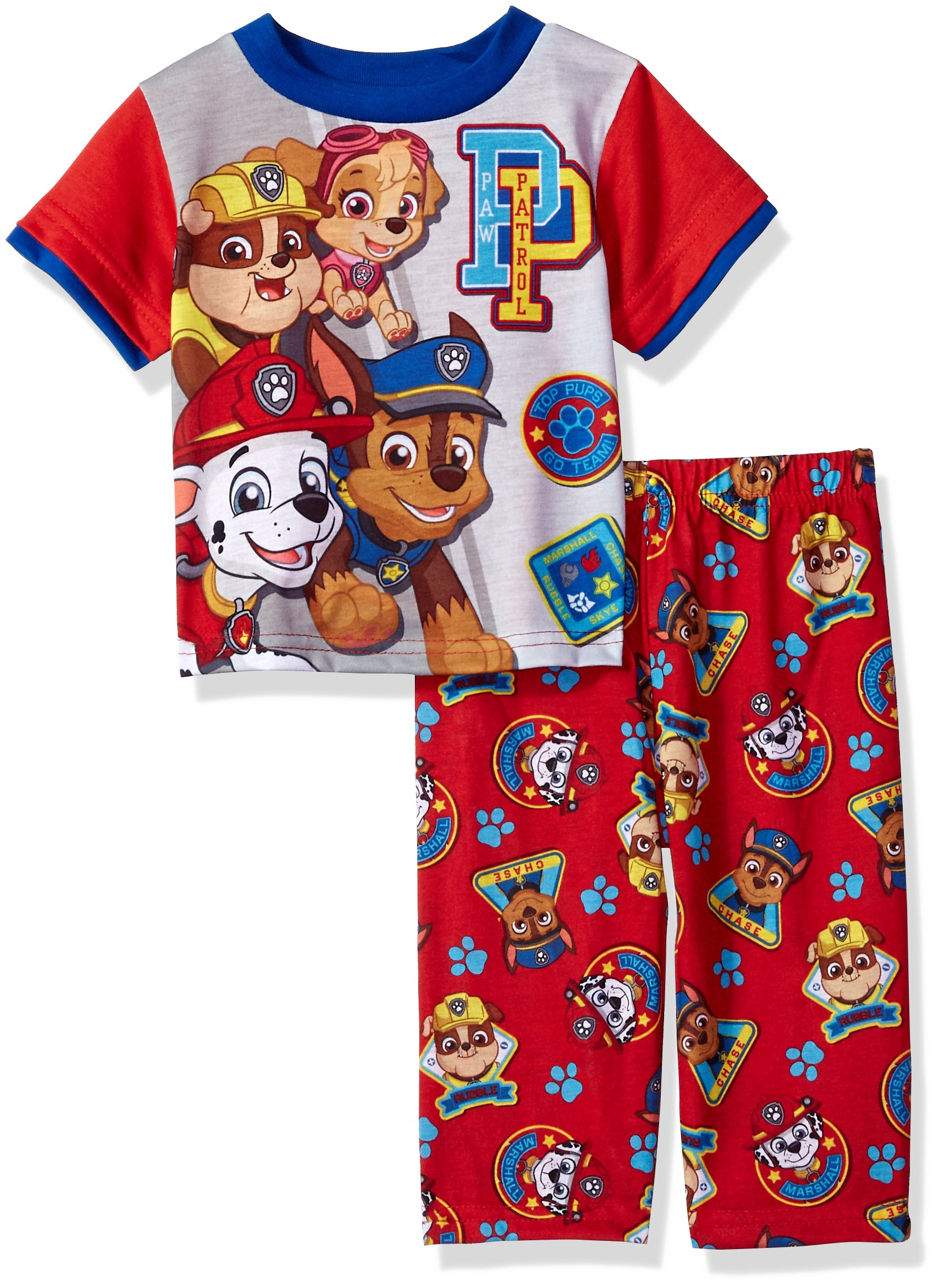 51091ee64 Nickelodeon Baby Boys' Paw Patrol 2-Piece Fleece Pajama Set product image