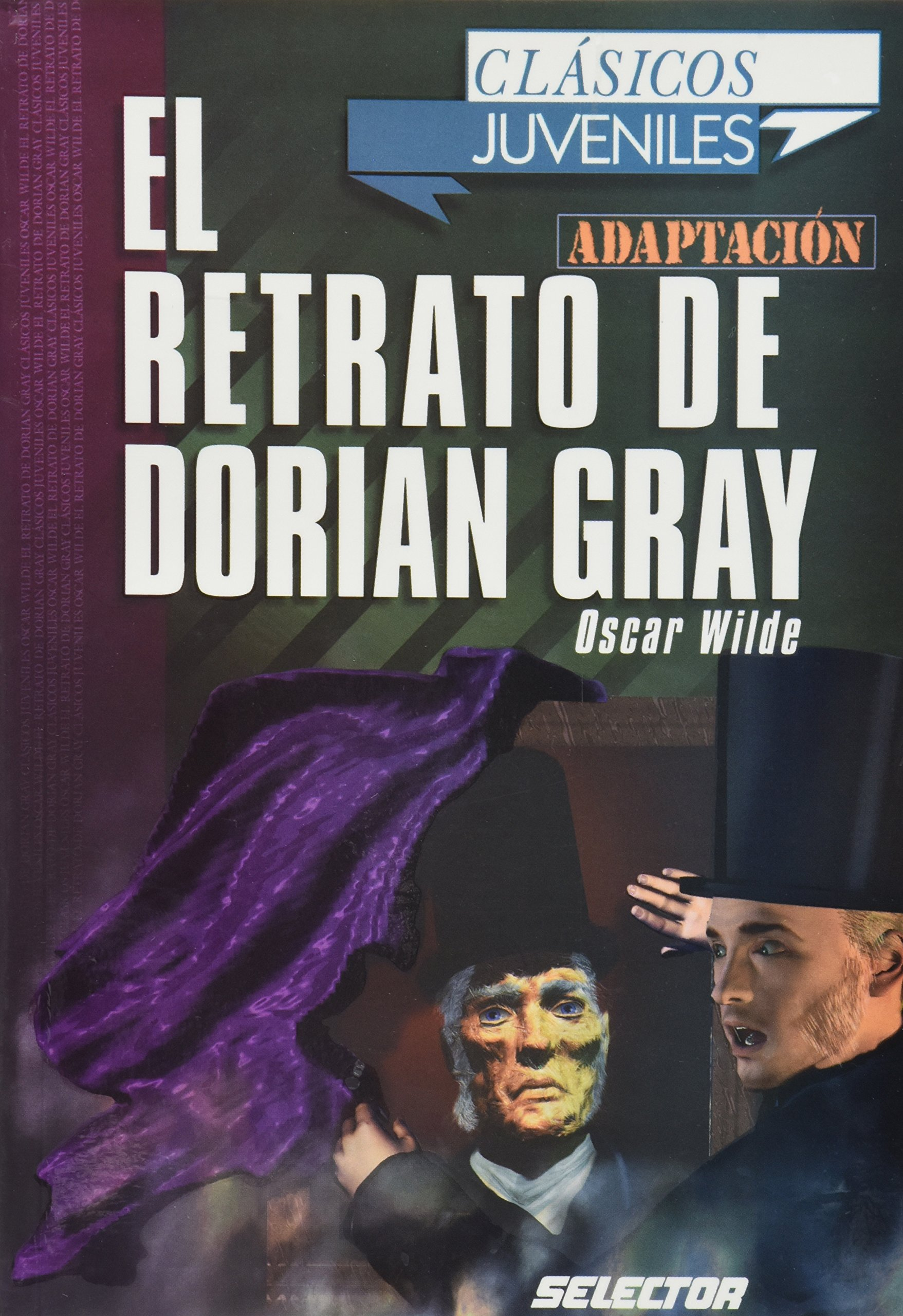 El Retrato de Dorian Gray (Spanish Edition): Oscar Wilde: 9789708030243: Amazon.com: Books