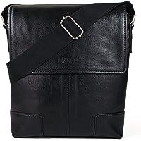 Unisex Sling Cross Body Side Leather Bag