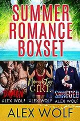 Summer Romance Boxset: Damon, Naughty Girl and Shagged Kindle Edition