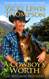 A Cowboy's Worth (The McGavin Brothers Book 14)