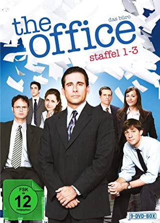 The Office Us Das Buro Staffel 1 3 9 Dvds Amazon De Steve