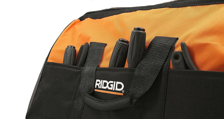 "Ridgid Genuine OEM Canvas Power Tool Contractor/'s Bag 22/"" x 11/"" x 10/"""