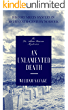 An Unlamented Death (The Dr Adam Bascom Mysteries Book 1)