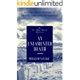 An Unlamented Death (The Dr Adam Bascom Mysteries Book 1)