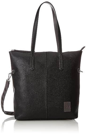 Frauen Taschen & Geldbörsen Shopper Anna taupe/taupe, OneSize Tom Tailor
