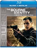 The Bourne Identity [Blu-ray + Digital HD ] (Bilingual)