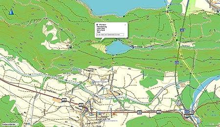 España Garmin tarjeta Topo 4 GB MicroSD. Mapa topográfico GPS Tarjeta de educativo para los senderismo bicicleta senderismo trekking Geocaching y exterior. Garmin Camper Colorado Dezl Cam Edge Dakota ETREX GPSMAP Oregon